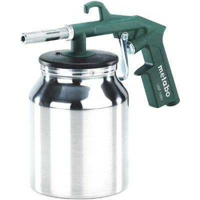 pistola para arenar con compresor