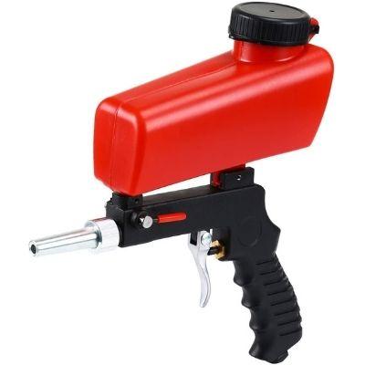 pistola para despintar con arena